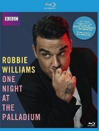 Cover Robbie Williams - One Night At The Palladium [DVD]